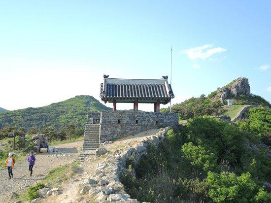 Geumjung Mt. fortress