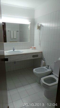 Hotel Apartamento Brisa Sol : the bathroom