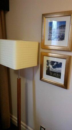 Jurys Inn Aberdeen Airport: Good wall photos