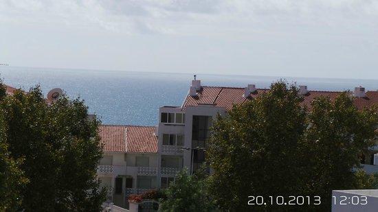 Hotel Apartamento Brisa Sol: the view