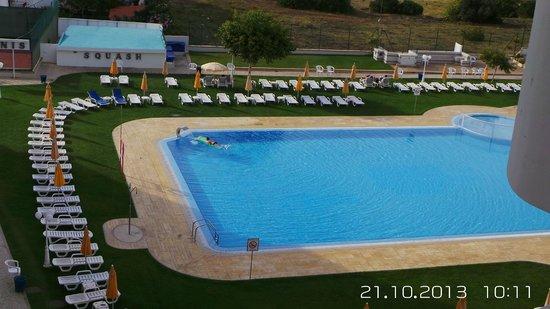 Hotel Apartamento Brisa Sol: the pool