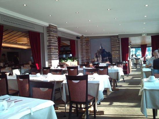 Hotel Mercure Mont Saint Michel: ホテルのレストラン