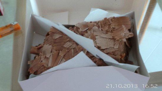 Hotel Apartamento Brisa Sol: cake