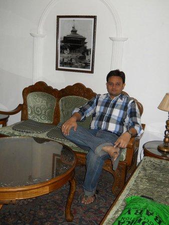 Al Hamra : Waiting Area