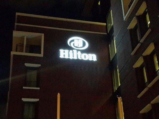 Hilton The Hague : Отель Hilton