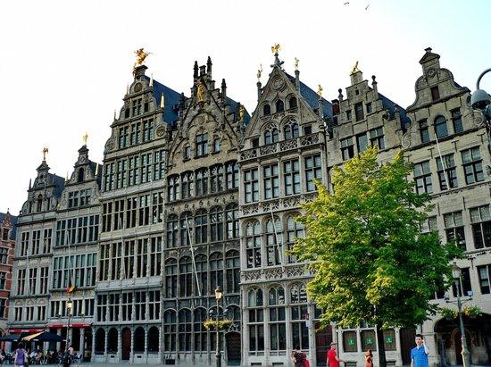 Grote Markt van Antwerpen : Antwerp - Grote Markt