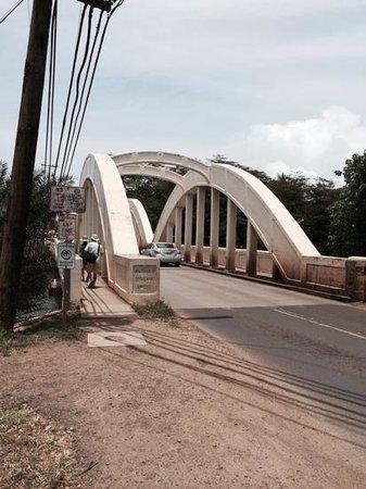 North Shore : 雰囲気最高のブリッジ
