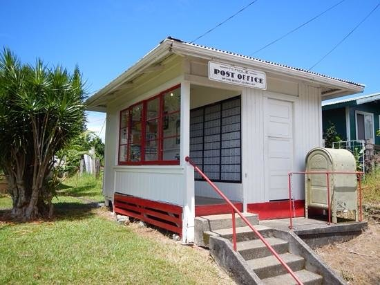Ninole, Χαβάη: Hawaii's smallest Post Office
