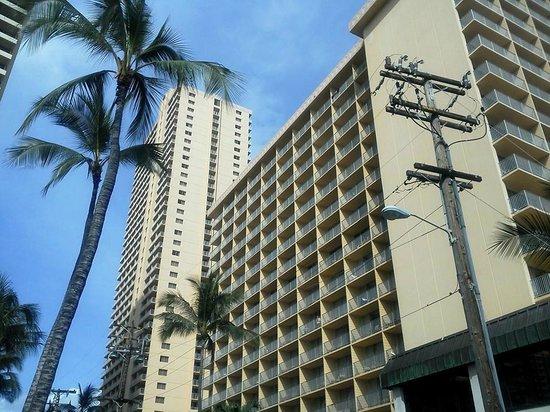 Pacific Beach Hotel: 外観