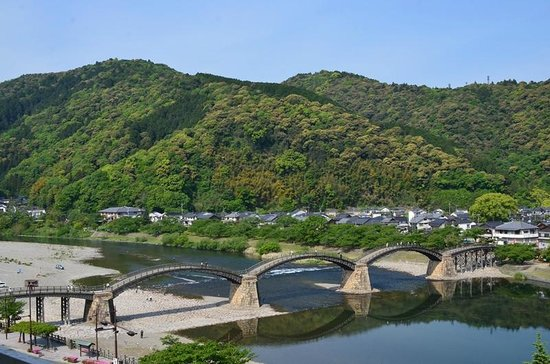 Iwakuni Kokusai Kanko Hotel: 部屋からの眺め-朝