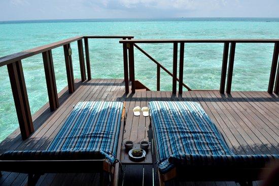 Medhufushi Island Resort : peace