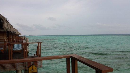 Medhufushi Island Resort : Lagoon