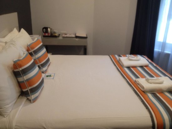 Central Station Hotel : Bedroom