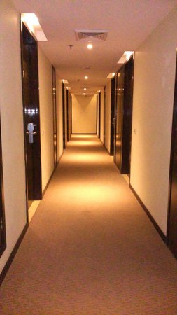 Hotel City Park Amritsar: Our 2nd floor