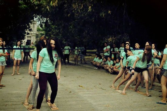 Club Balai Isabel: team building activity 2