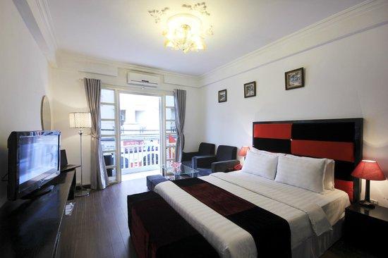 Hanoi Crystal Hotel: Honeymoon Suites
