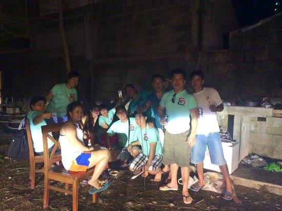 Club Balai Isabel: grilling spot!