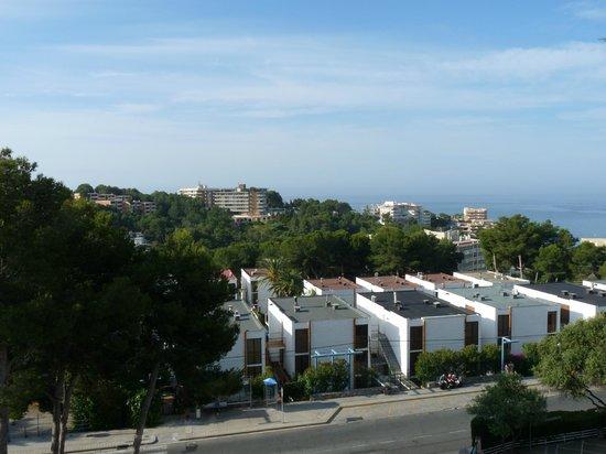 H·TOP Molinos Park: Вид с балкона