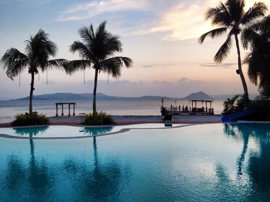 Club Balai Isabel: the breathtaking view