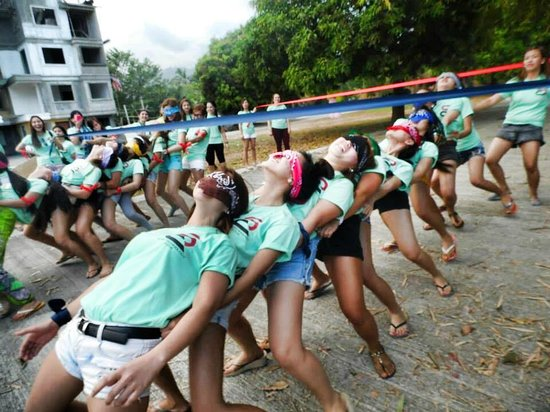 Club Balai Isabel: team building just never get easy!