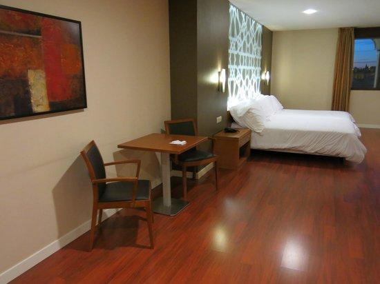Hotel Granada Palace : habitacion