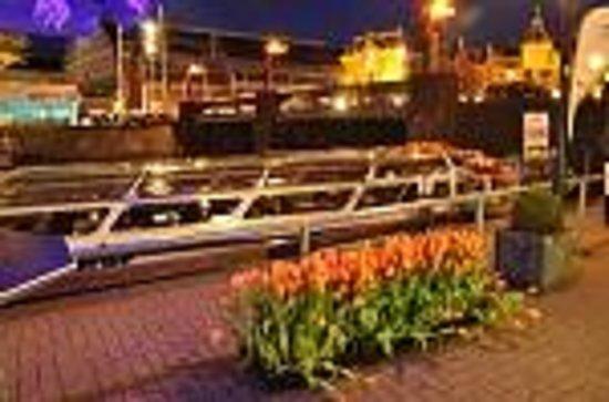 Emperor's Canal (Keizersgracht): paseo en barco