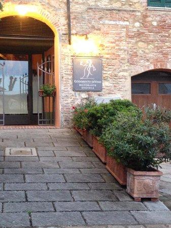 Albergo San Biagio : Ristorante Godimento Divino