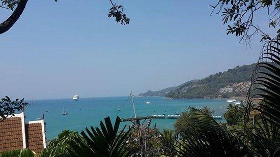 Novotel Phuket Resort : great view