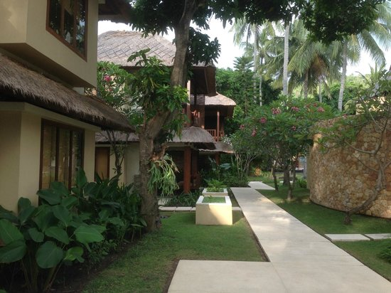 Qunci Villas Hotel: Resort