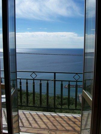 Albergo Rosita: La vista da una delle camere