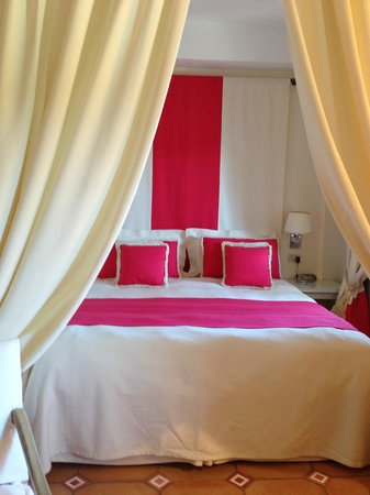 Mezzatorre Resort and Spa : notre chambre