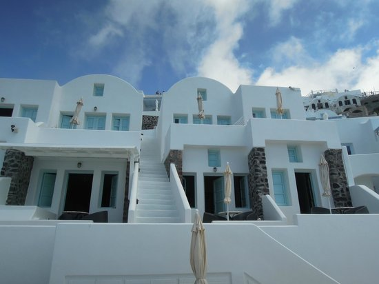 Tholos Resort : The Rooms, Private and Beautiful