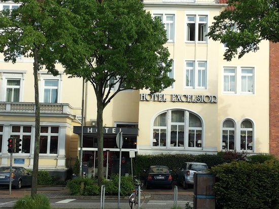 Excelsior Hotel Luebeck: esterno dell'hotel