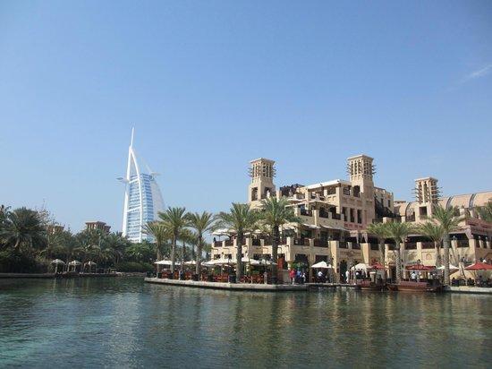 Jumeirah Al Qasr at Madinat Jumeirah: view from the room