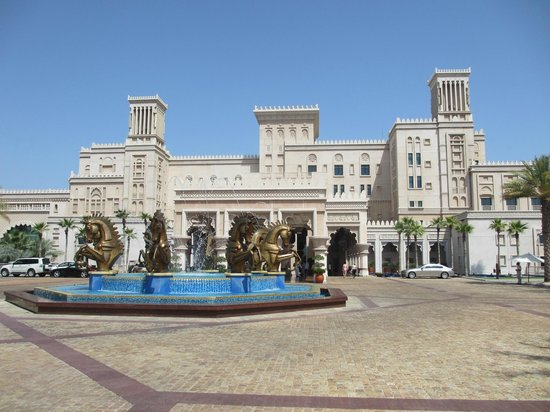 Jumeirah Al Qasr at Madinat Jumeirah: main building