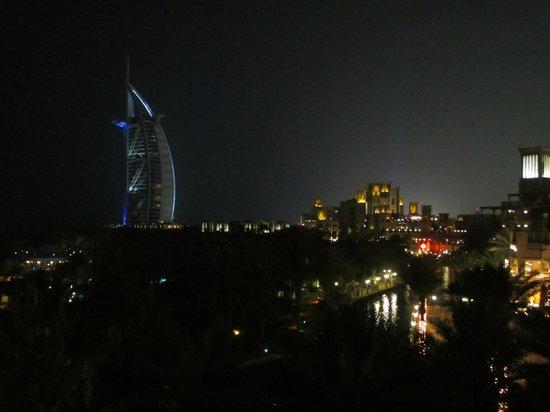 Jumeirah Al Qasr at Madinat Jumeirah: view from room