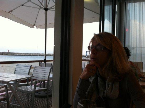 Portofino Restaurante Bar : Vue du restaurant