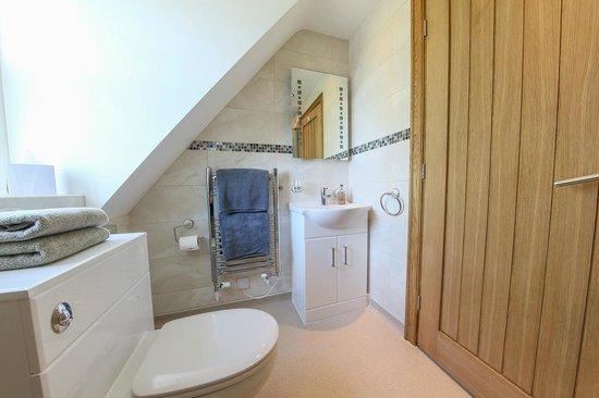 Brackley Oaks Guest House : Bathroom with Shower