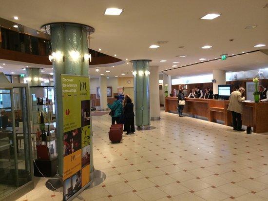 Mercure Budapest Korona Hotel : Lobby
