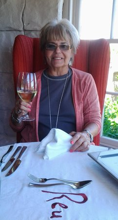 Reuben's: A toast