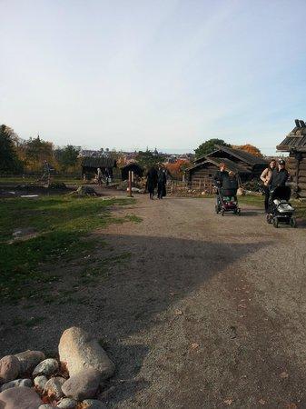 Musée de plein air de Skansen : парк