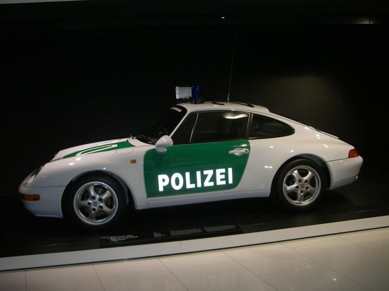 Porsche-Museum: and another