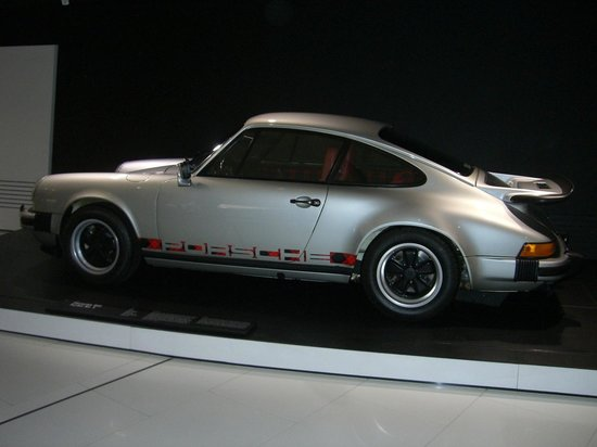 Porsche-Museum: One of many