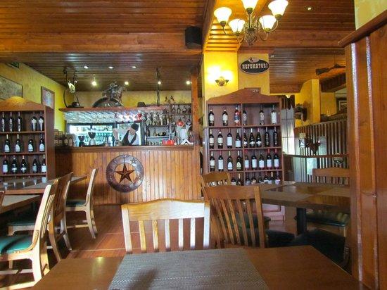 Little Texas Hotel: Restaurant