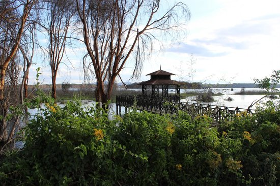 Lake Naivasha Country Club-Sun Africa Hotels : Lake view