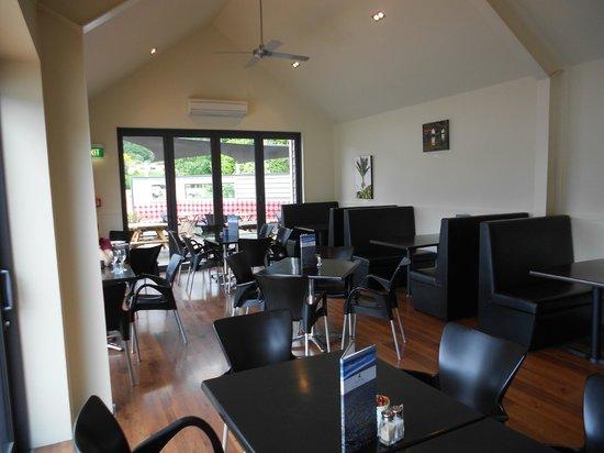 Slip Inn Cafe : Slip Inn, Havelock interior
