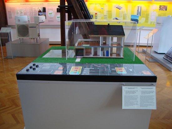 Tehnicki Muzej: Inventions