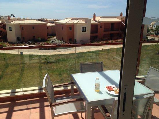 Monte Santo Resort: Balcony