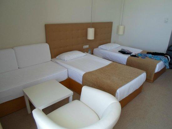 Kervansaray Hotel Kundu: Моя комната
