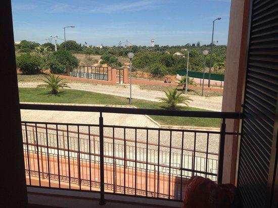 Monte Santo Resort: View from our front door